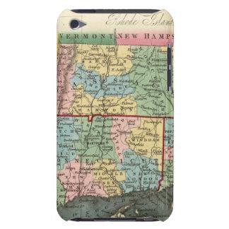 マサチューセッツ、コネチカット、ロードアイランド Case-Mate iPod TOUCH ケース