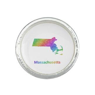 マサチューセッツ リング