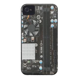 マザーボードおもしろいな箱 Case-Mate iPhone 4 ケース