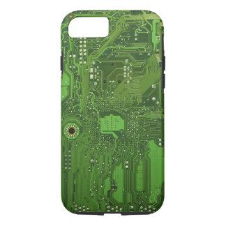 マザーボード緑のVibeのiPhone 7の箱 iPhone 8/7ケース