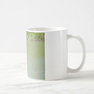 マザー・グースおよび彼女のベビー コーヒーマグカップ