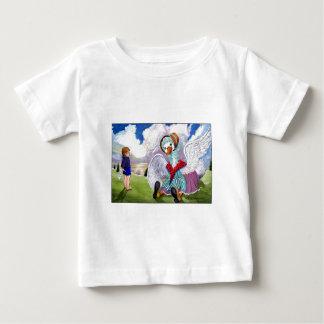 マザー・グースに話すこと ベビーTシャツ