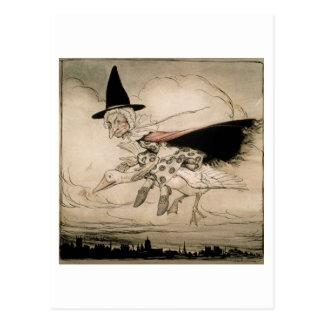 マザー・グース、「マザー・グースのfrontispiece Ol ポストカード
