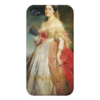 マシルドLaetitia Wilhelmine Bonaparte 1861年 iPhone 4/4S ケース