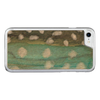 マスの漁師 CARVED iPhone 8/7 ケース