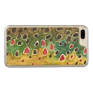マスの漁師 CARVED iPhone 8 PLUS/7 PLUS ケース