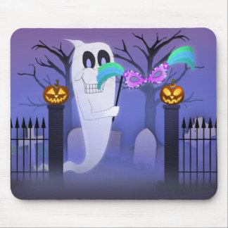 マスクのマウスパッドの幽霊 マウスパッド