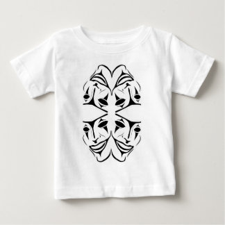 マスク ベビーTシャツ