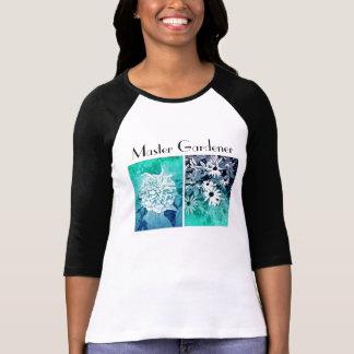 マスターの庭師のワイシャツ Tシャツ