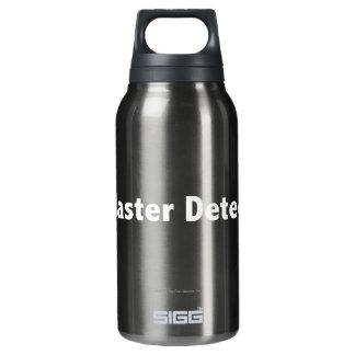 マスターの探偵の白 断熱ウォーターボトル