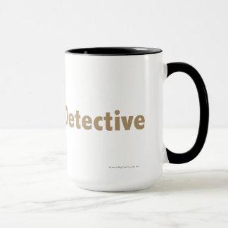 マスターの探偵の金ゴールド マグカップ