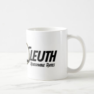 マスターの探偵: 適度な率 コーヒーマグカップ