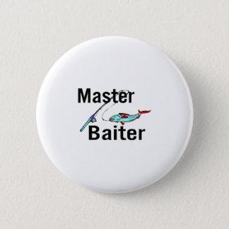 マスターのBaiter 5.7cm 丸型バッジ
