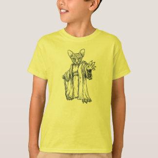 マスターのSphynx Lineart -子供 Tシャツ