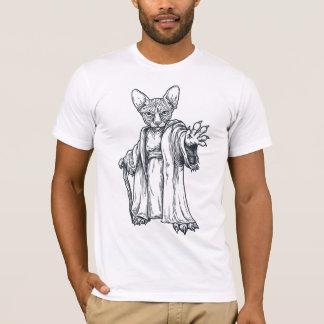 マスターのSphynx Lineart Tシャツ