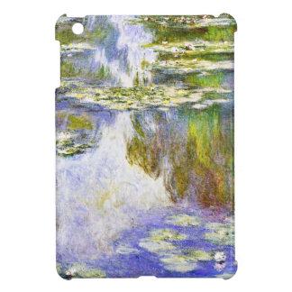 マスタースイレンのクロード・モネのカッコいい、古いmaste iPad mini case