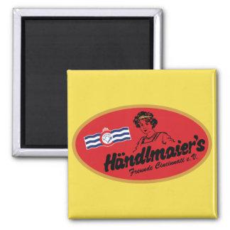 マスタードクラブ冷却装置磁石 マグネット