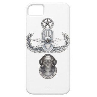 マスターEOD第2のクラスのダイバー iPhone SE/5/5s ケース