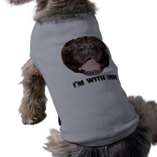 マスティフの衣類犬の恋人のギフトのアイディア ペット服