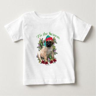 マスティフの` Tis ベビーTシャツ
