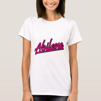 マゼンタのアビリン Tシャツ