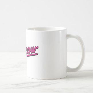 マゼンタのモスクワ コーヒーマグカップ