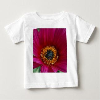 マゼンタの花 ベビーTシャツ