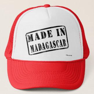 マダガスカルで作られる キャップ