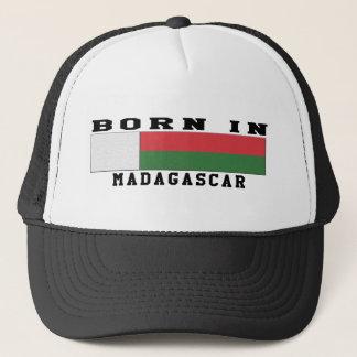 マダガスカルで生まれて下さい キャップ