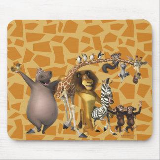 マダガスカルの友人 マウスパッド