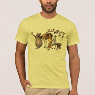 マダガスカルの友人 Tシャツ