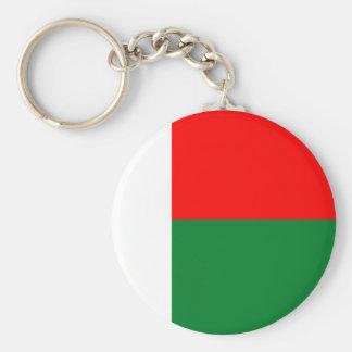 マダガスカルの国の長い旗の国家の記号のrepubli キーホルダー