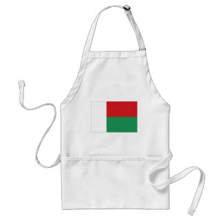 マダガスカルの国旗 スタンダードエプロン