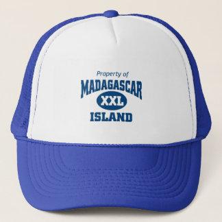 マダガスカルの島 キャップ