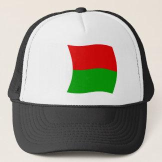 マダガスカルの旗の帽子 キャップ