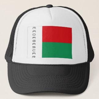 マダガスカルの旗の記念品の帽子 キャップ