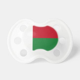 マダガスカルの旗 おしゃぶり