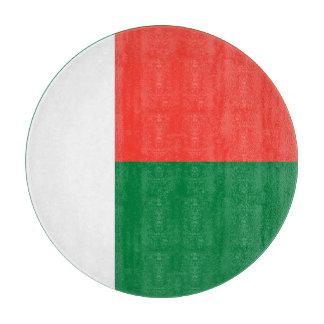 マダガスカルの旗 カッティングボード