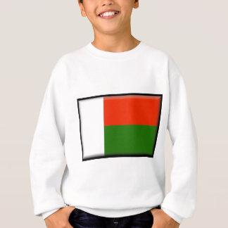 マダガスカルの旗 スウェットシャツ