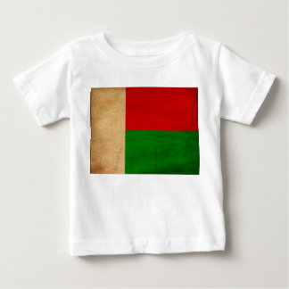 マダガスカルの旗 ベビーTシャツ