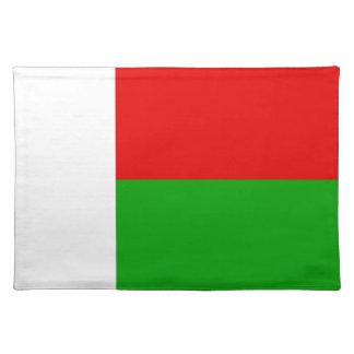 マダガスカルの旗 ランチョンマット