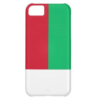 マダガスカルの旗 iPhone5Cケース
