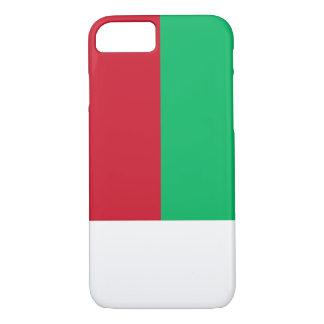 マダガスカルの旗 iPhone 8/7ケース