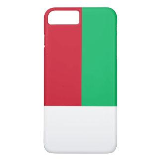 マダガスカルの旗 iPhone 8 PLUS/7 PLUSケース