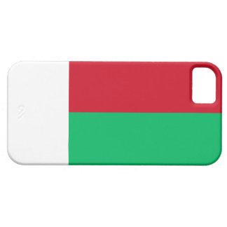 マダガスカルの旗 iPhone SE/5/5s ケース