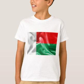 マダガスカルの旗 Tシャツ