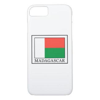 マダガスカルの電話箱 iPhone 8/7ケース