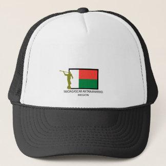 マダガスカルアンタナナリボの代表団LDS CTR キャップ
