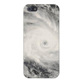 マダガスカル上の熱帯低気圧イヴァン iPhone 5 CASE