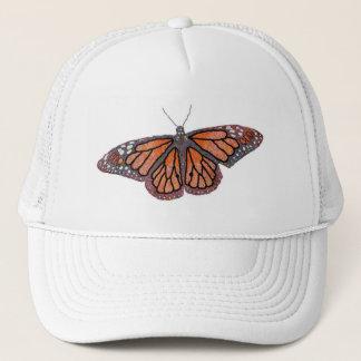 マダラチョウのイメージ1の帽子 キャップ